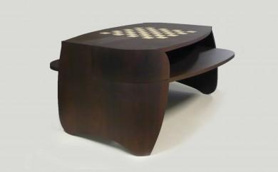 Table basse-Échiquier