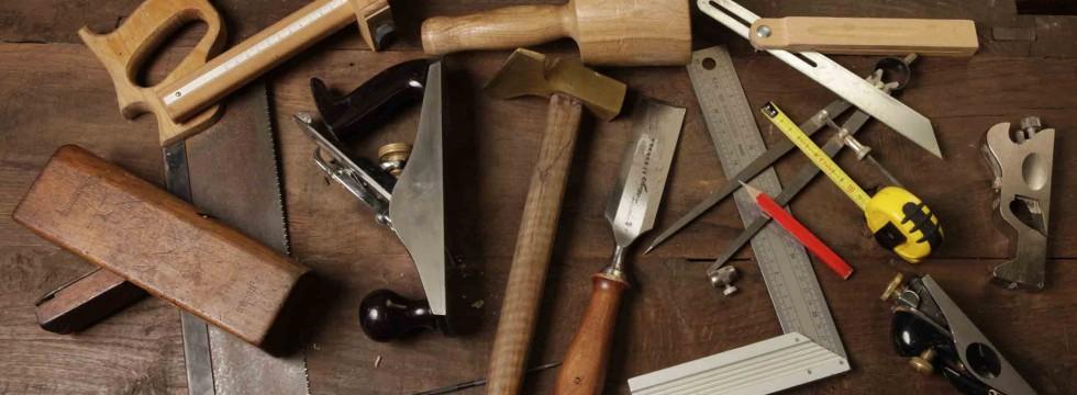 outils d'ébéniste