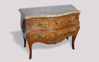 Commode Louis XV - après restauration