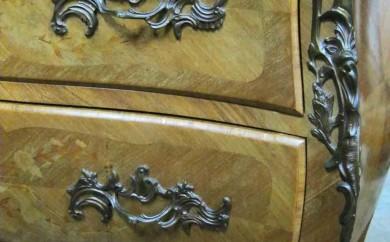 Commode Louis XV - avant restauration