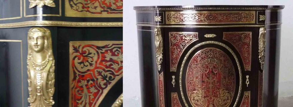 meuble d'appui Napoléons III - slider