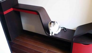 Couloir d'entrée - console