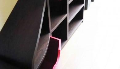 Couloir d'entrée - tiroirs