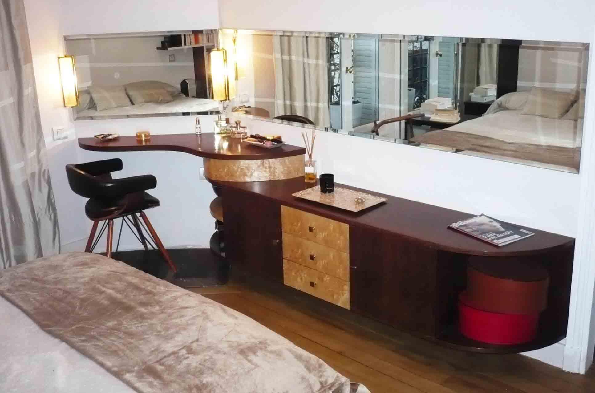 B niste cr ateur fabricant de mobilier contemporain sur for Atelier du meuble contemporain