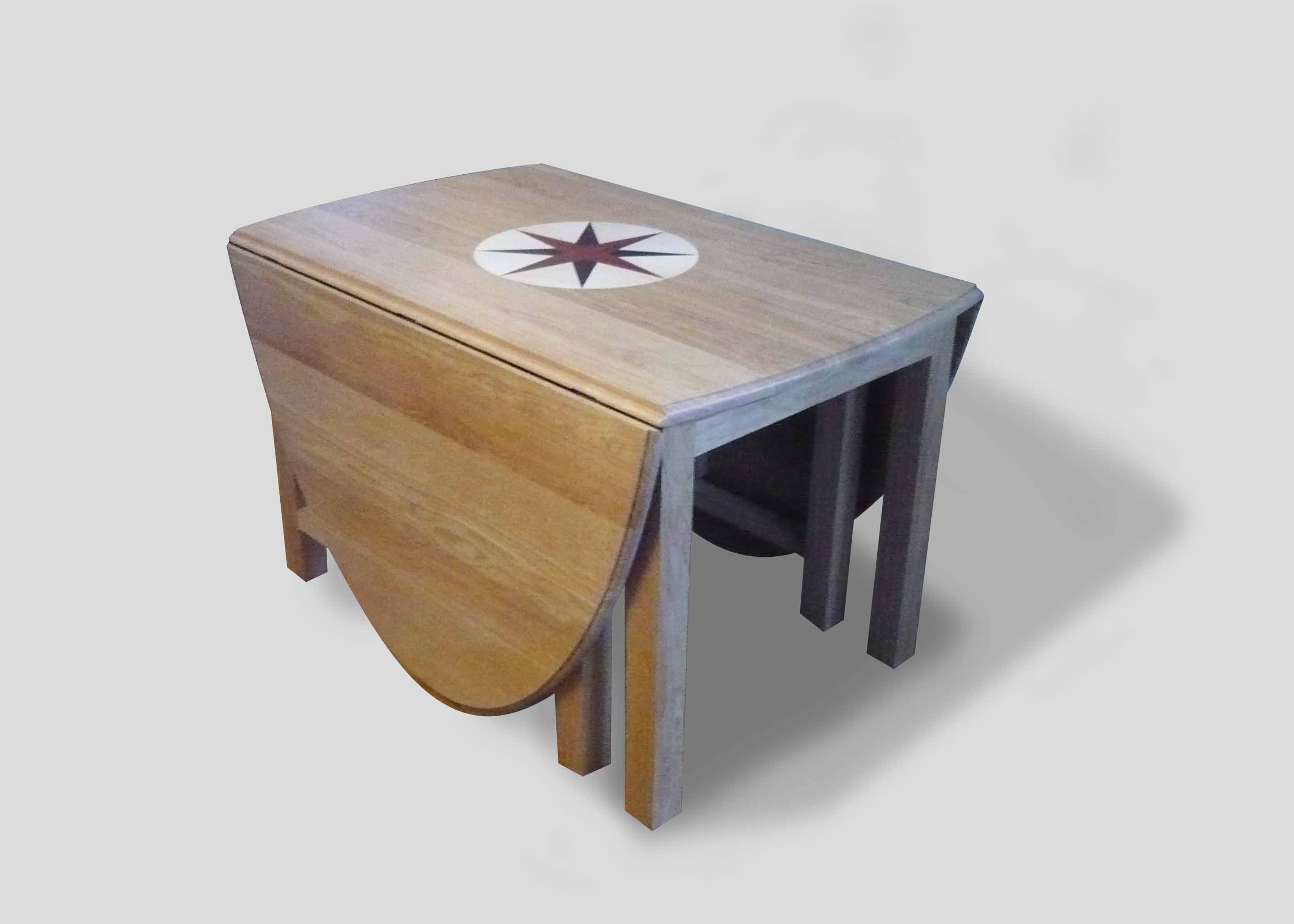 B niste cr ateur fabricant de table contemporaine atelier - Table a manger pliante ...