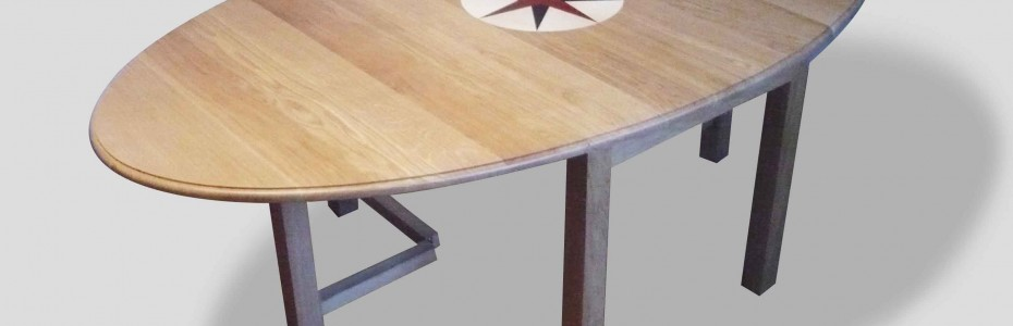 Tables atelier helbecque 94 ile de france paris - Table a manger pliante ...