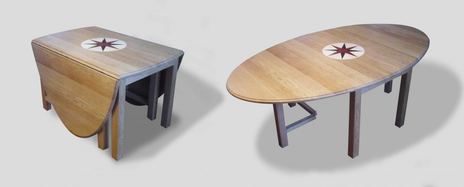 Table a manger pliante design - Table pliante salle a manger ...