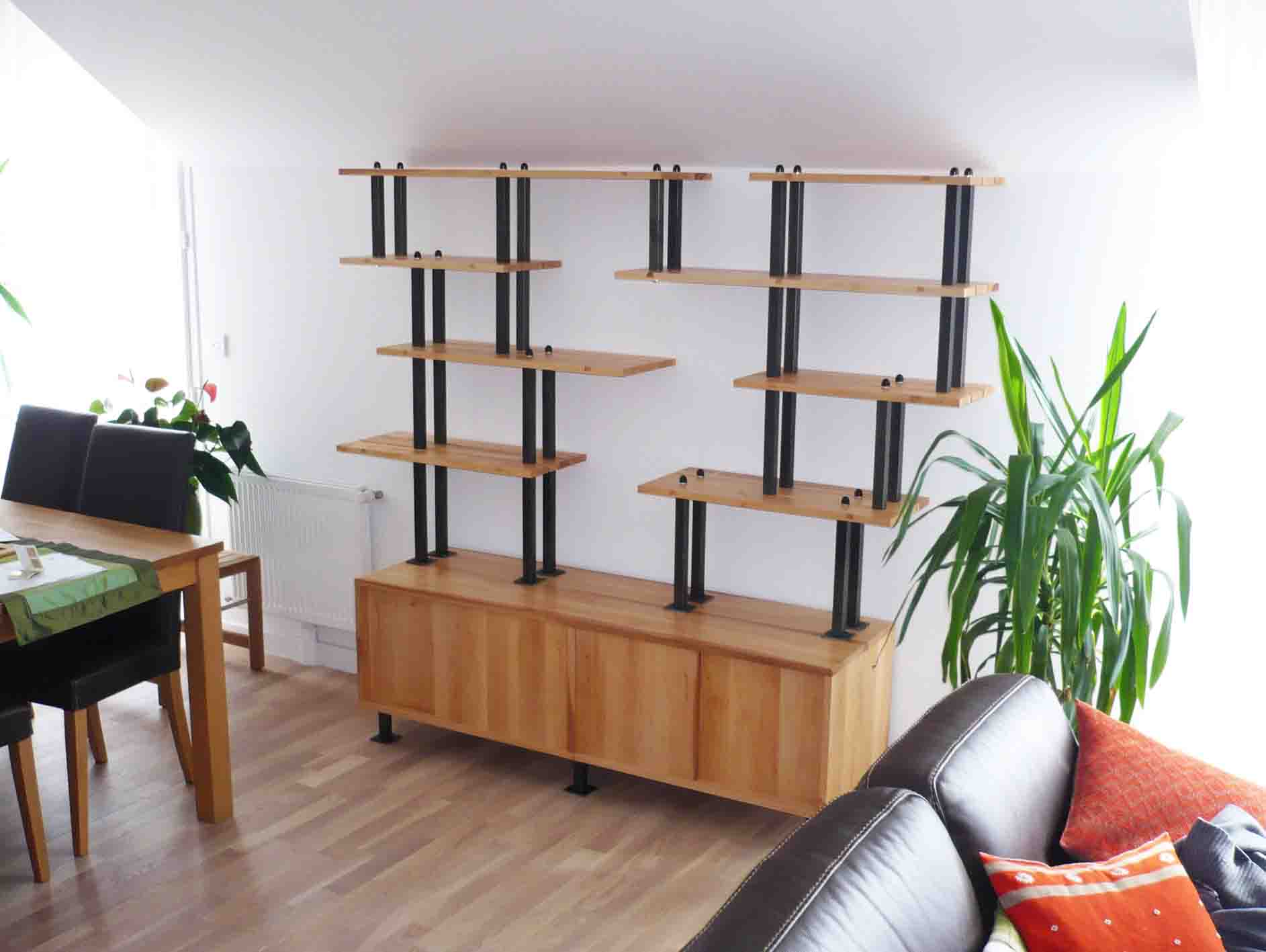 fabriquer biblioth que bois id e int ressante pour la conception de meubles en bois qui inspire. Black Bedroom Furniture Sets. Home Design Ideas
