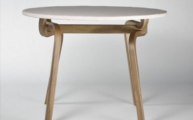 prototype de table de restaurant
