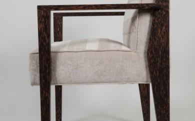 fauteuil en palmier