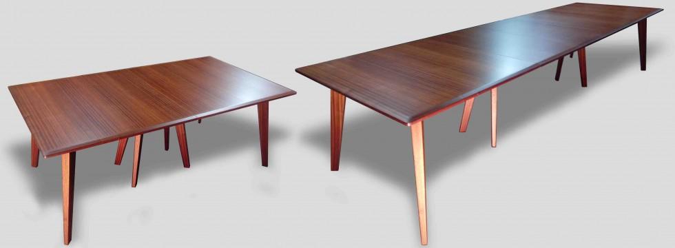 table a rallonges