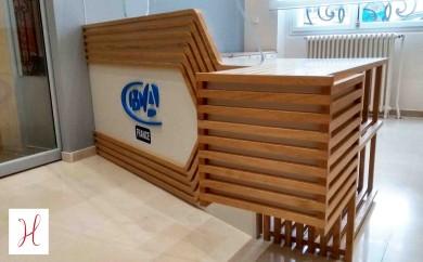 comptoir d'accueil CMA France